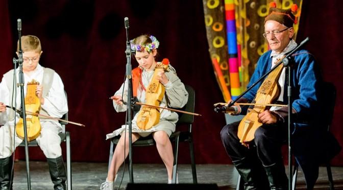 """Festiwal """"Dziecko w folklorze"""". I i III nagroda dla naszych muzykantów!"""