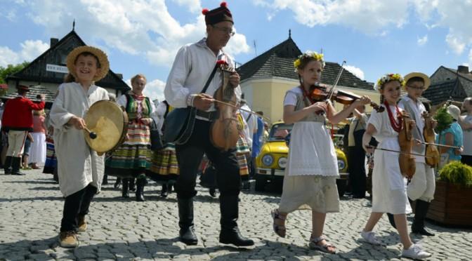 Festiwal w Kazimierzu. I nagroda w konkursie Duży-Mały