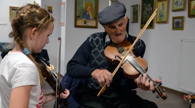 Muzykowanie z Mistrzem – Stanisławem Głazem